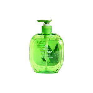 Jabón Antibacterial Aloe Vera Verde 500 ml