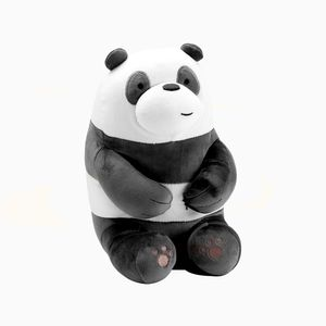 Peluche de Panda, Multicolor, Mediano - We Bare Bears