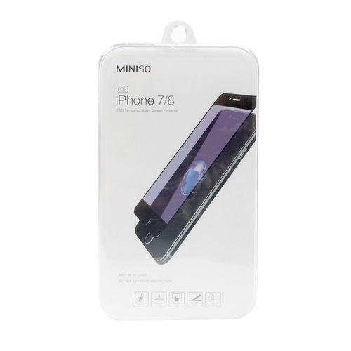 Mica protectora para celular, iPhone 7 y 8, Chica