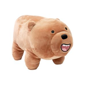 Peluche  We Bare Bears Pardo 38.354 X 23.114 X 17.78 CM