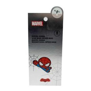 Paquete De Bandas Removedoras De Puntos Negros Marvel Spiderman 8  Piezas