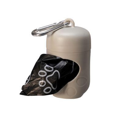 Dispensador de bolsas para mascotas, Multicolor, Chico