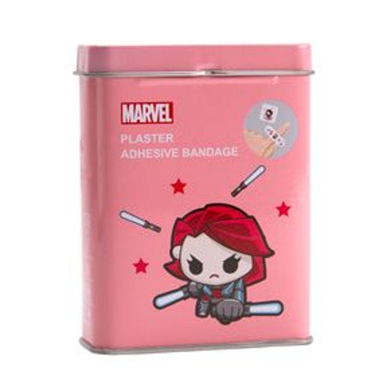Banditas-adhesivas-Black-Widow-40-pzas---Marvel-1-2848