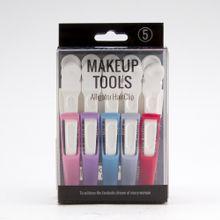 Paquete de pinzas para el cabello, Multicolor, Mediano