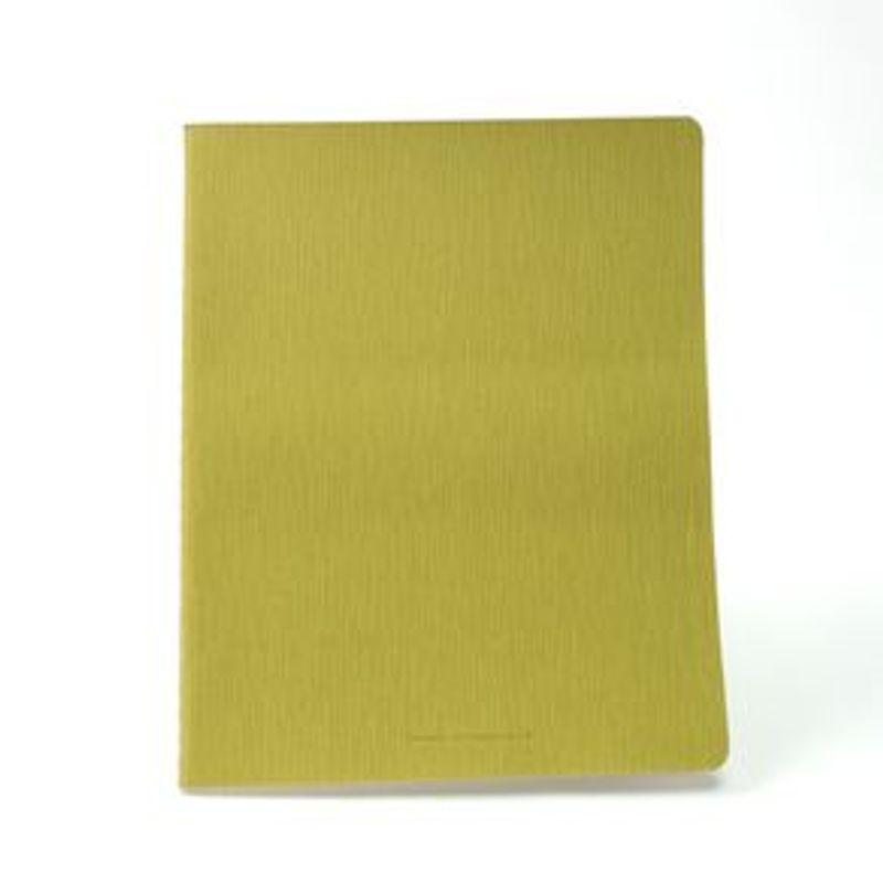 Libreta-De-Notas-Forrada-De--Lino--Verde--Tipo---B-48-Hojas-1-745