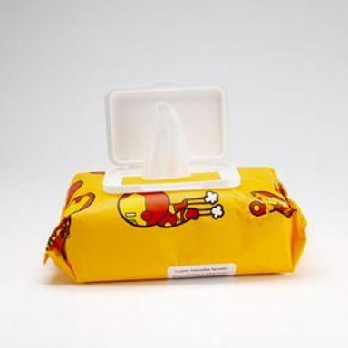 Paquete De Toallitas Húmedas Marvel Iron Man 80  Piezas