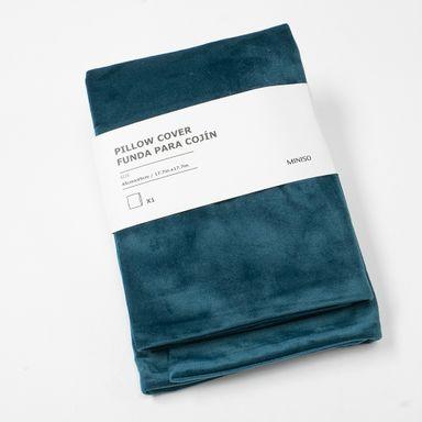 Funda  Para Cojín Azul 45x45 cm