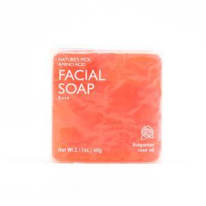 Jabón facial, rosas, Mediano