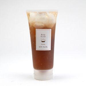 Exfoliante corporal, café, Café, Mediano