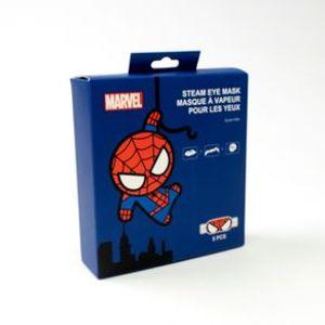 Antifaz térmico, Spider Man, Multicolor, Mediano
