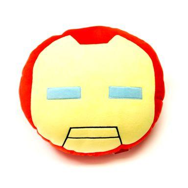 Cojín Suave Marvel Iron Man Redondo 36 cm