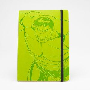 Libreta de notas, Hulk