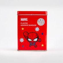 Banditas adhesivas, Spider Man, Multicolor, Chicas