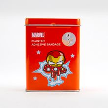 Banditas adhesivas, Iron Man, Multicolor, Chicas