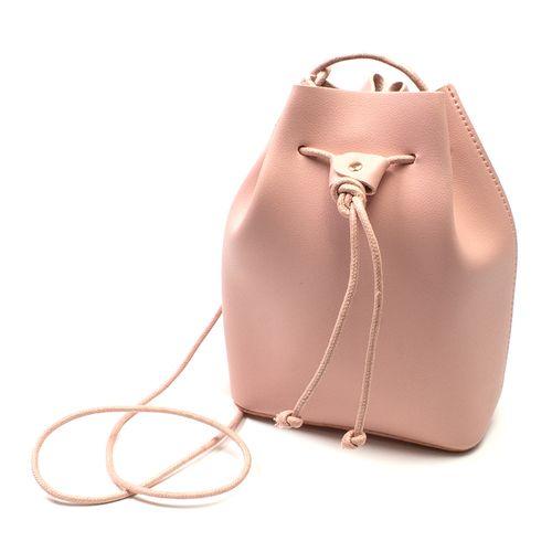 Bolsa bucket, Rosa, Mediana