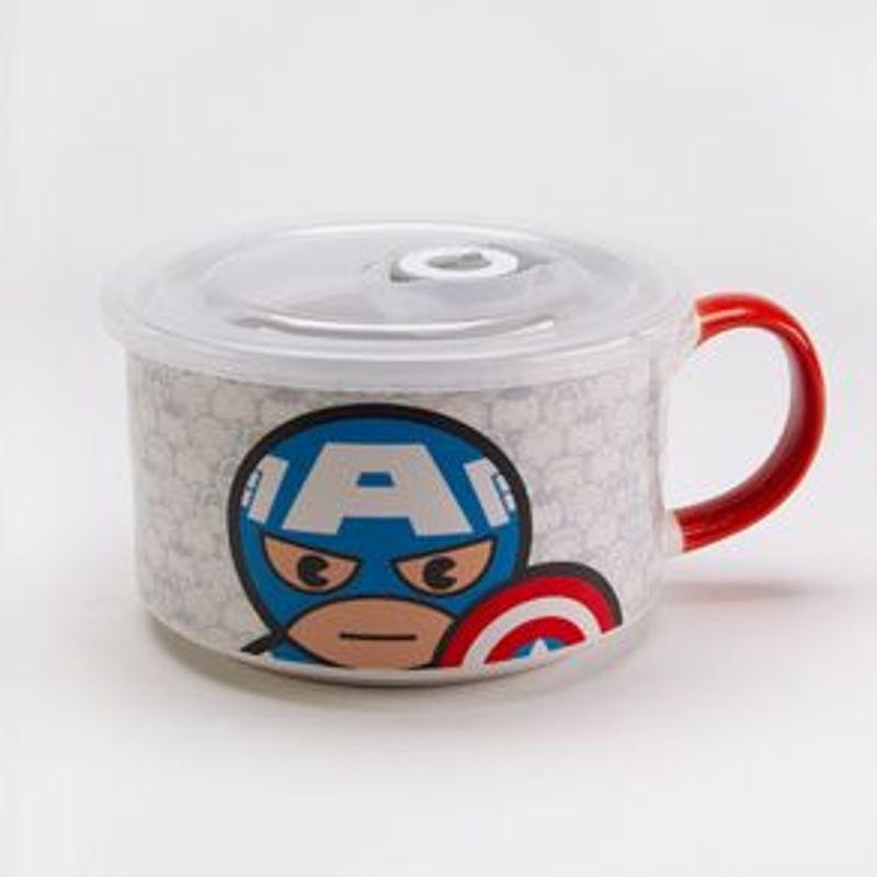 Taza-de-ceramica-Capitan-America---Marvel-Multicolor-Grande-1-1825