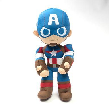 Peluche Marvel Capitán América De Pie 43 X 21 CM