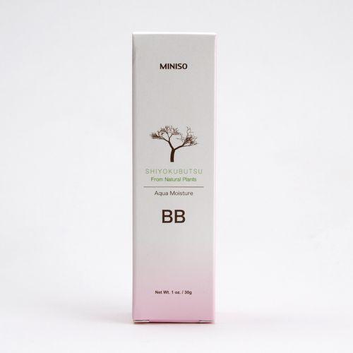 Maquillaje líquido en crema, BB, Mediano