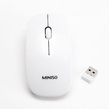 Ratón Inalámbrico  Ultradelgado  Blanco