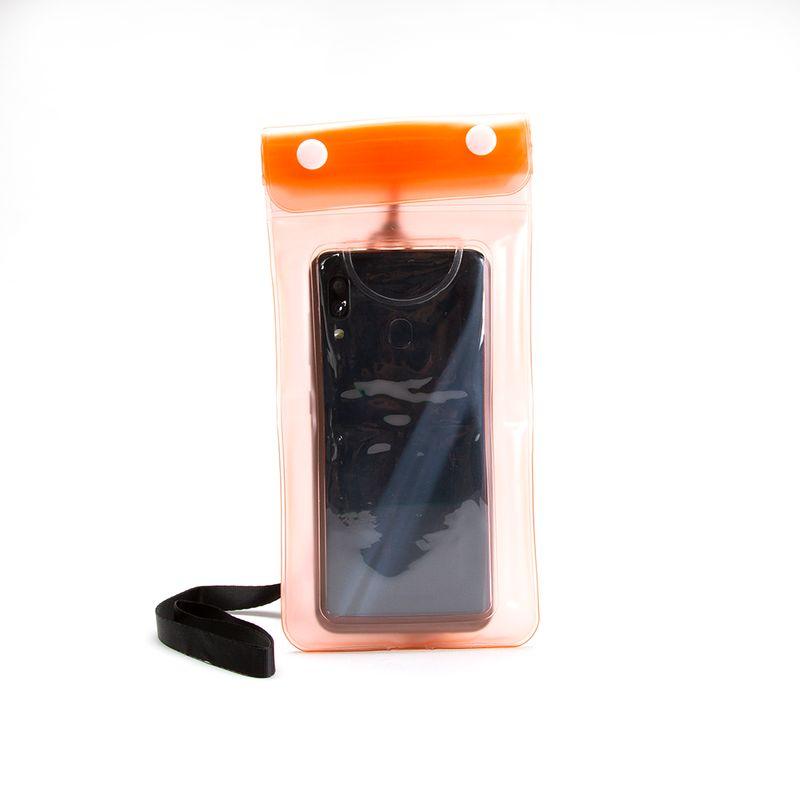 Funda-para-celular-impermeable-Naranja-Mediana-1-1044