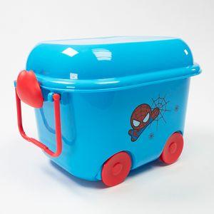 Carrito organizador V2, Spider Man, Azul/Rojo