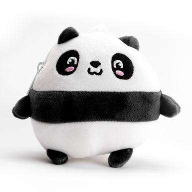 Monedero De Panda Blanco