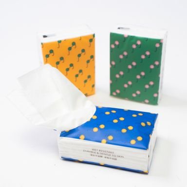 Paquete Pañuelos Morden Collection Desechables 18 Piezas