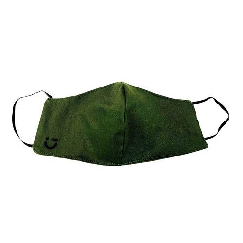 Cubrebocas reutilizable miniso wink verde militar