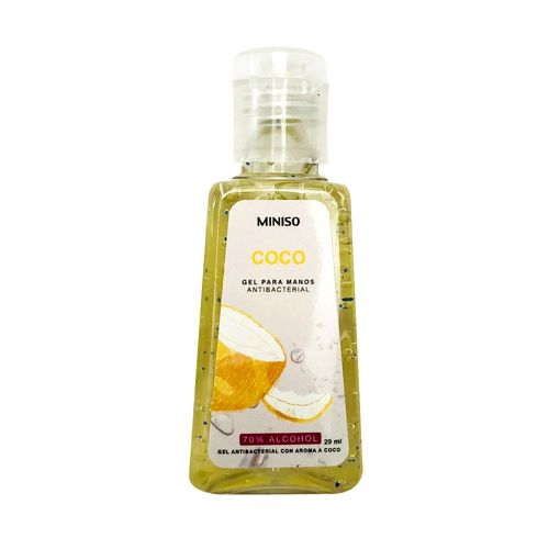 Gel antibacterial coco 29 ml