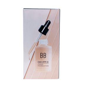 Base De Maquillaje Bb Liquida Con Gotero (Nude) 14G