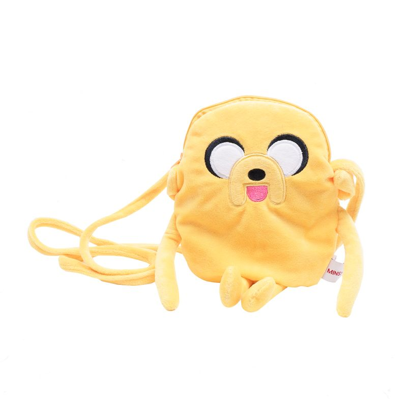 Funda-Tipo-Bolso-Para-Celular-De-Jake-Amarillo-Adventure-Time-1-3473