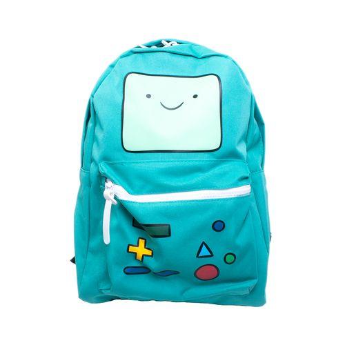 Mochila de Moda Verde - Adventure Time