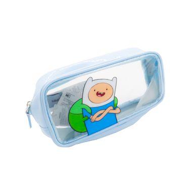 Cosmetiquera  Adventure Time Finn Transparente