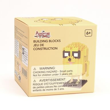 Bloques De Construcción Adventure Time Jake