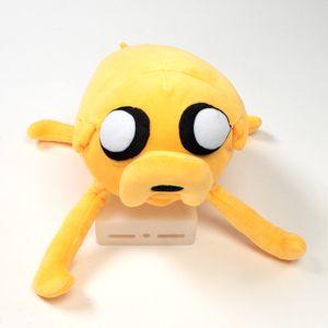 Peluche  Adventure Time Jake Cabezón 23.5 X 33 X 12 CM