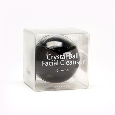 Limpiador Facial Bola Cristal De Carbón