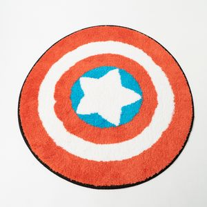 Tapete, Capitán América, Azul, Grande
