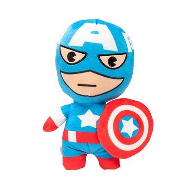 Peluche Marvel Capitán América De Cuerpo Completo