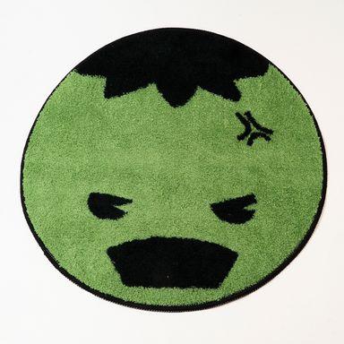 Tapete Original Marvel Hulk Redondo 60 cm
