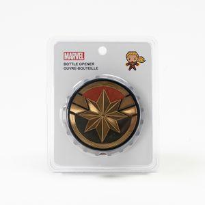 Destapador, Capitana Marvel, Multicolor, Mediano