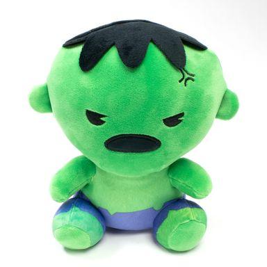 Peluche Marvel Hulk Modelo Sentado 25.5 CM
