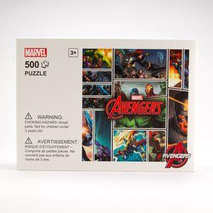 Rompecabezas Marvel  Tipo 2 500 piezas