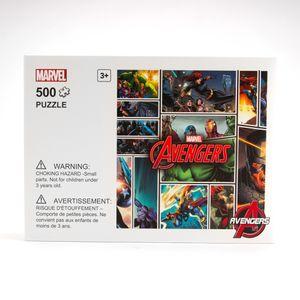 Rompecabezas, Marvel Tipo 3 500 piezas