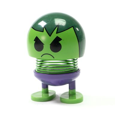 Figura De Resorte Marvel Hulk