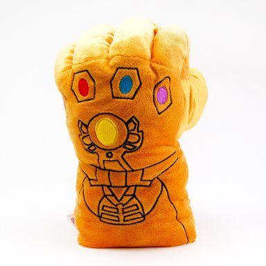 Guante De Peluche Marvel  Thanos