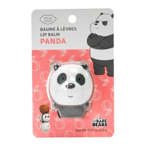 Bálsamo Labial We Bare Bears, Panda, 2.0g