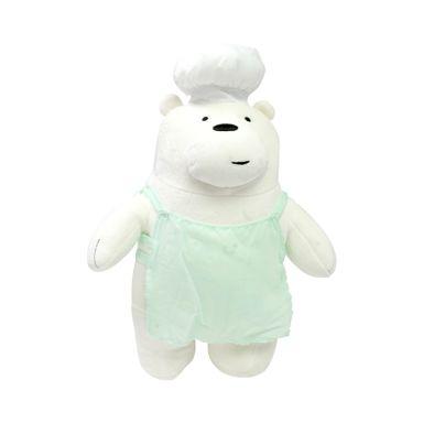 Peluche We Bare Bears Polar Chef 30 x 19 CM