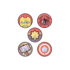 Ganchos Adhesivos 5 Pzas - Marvel