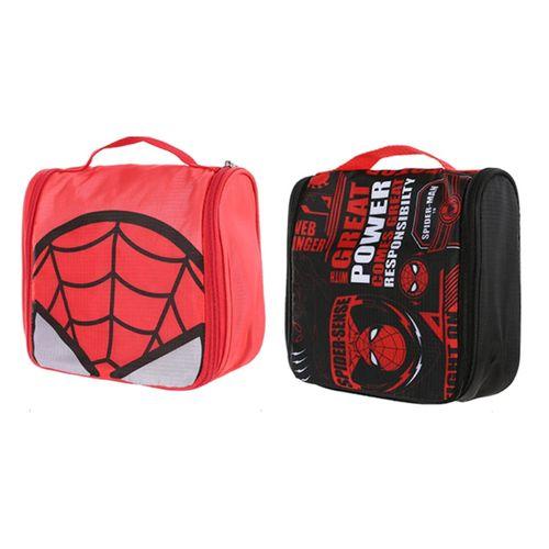 Neceser de Viaje Comic Marvel Rojo - Marvel