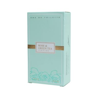 Perfume Para Mujer Rose Green Tea 50 ml